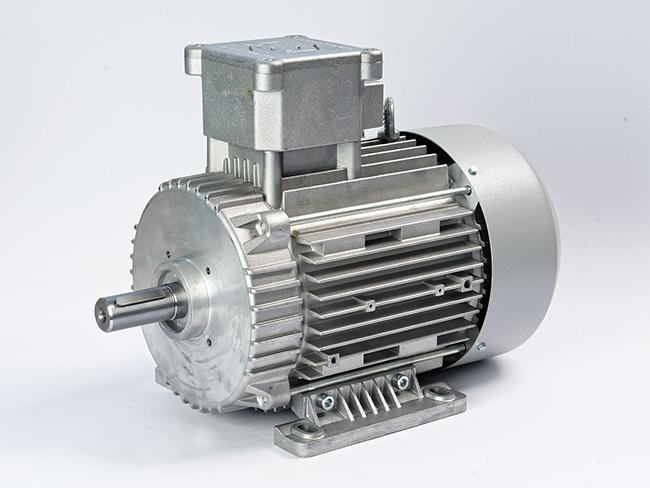 الکتروموتور ضد انفجار پایه دار فریم 112