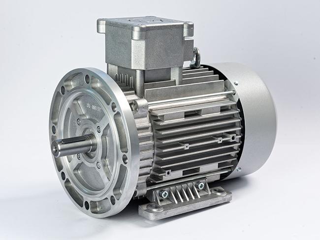 الکتروموتور Ex پایه فلنچ فریم 112