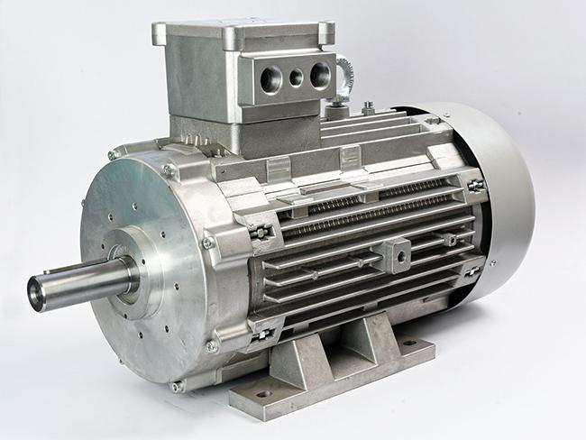 الکتروموتور EX پایه دار فریم 160